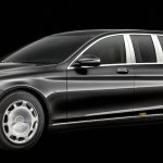 2018 Mercedes-Maybach Pullman (facelift) front three quarters