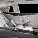2018 Mercedes-Maybach Pullman (facelift) rear seat
