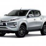 2018 Mitsubishi Triton (facelift) rendering