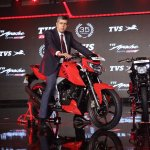2018 TVS Apache RTR 160 4V India launch