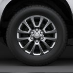2018 Toyota Land Cruiser Prado (facelift) alloy wheel