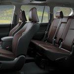 2018 Toyota Land Cruiser Prado (facelift) cabin