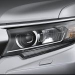2018 Toyota Land Cruiser Prado (facelift) headlamp