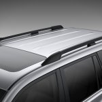 2018 Toyota Land Cruiser Prado (facelift) moonroof