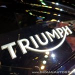 2018 Triumph Tiger 800 XCx India launch logo