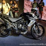 2018 Triumph Tiger 800 XCx India launch right side