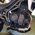 2018 Triumph Tiger 800 XRX India launch engine