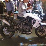 2018 Triumph Tiger 800 XRX India launch right side