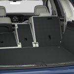 2018 VW Touareg boot