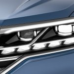 2018 VW Touareg headlight