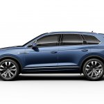 2018 VW Touareg profile