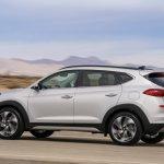 2019 Hyundai Tucson (facelift) exterior