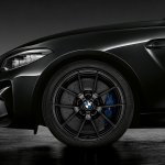 BMW M2 Coupe Edition Black Shadow wheel