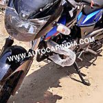 Bajaj Pulsar 150 UG5 spied again headlight