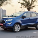 Ford EcoSport Titanium Plus Petrol Manual