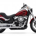 Harley-Davidson Low Rider press right side