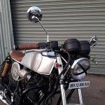Hero Honda CBZ Spitfire V.82 headlight