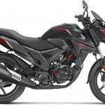 Honda X Blade Pearl Igneous Black
