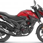 Honda X Blade Spartan Red