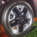 Jeep Compass Trailhawk wheel India