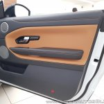 Range Rover Evoque convertible door trim