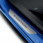 Renault Captur S-Edition S-Edition door sill