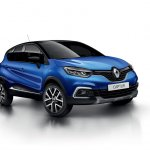 Renault Captur S-Edition front three quarters