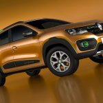 Renault Kwid Outsider concept exterior