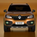 Renault Kwid Outsider concept front