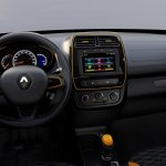 Renault Kwid Outsider concept interior