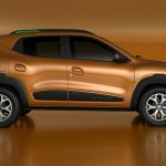 Renault Kwid Outsider concept profile