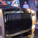 Rolls Royce Phantom VIII grille