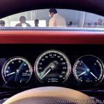 Rolls Royce Phantom VIII interior centre console