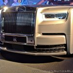 Rolls Royce Phantom VIII nose