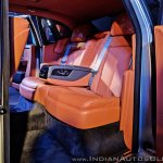 Rolls Royce Phantom VIII interior rear seat