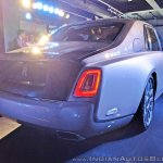 Rolls Royce Phantom VIII rear angle
