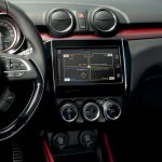 Suzuki Swift Sport Beeracing interior trim