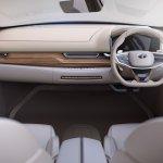 Tata EVision concept interior dashboard