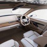 Tata EVision concept interior