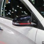 Toyota Yaris Ativ TRD mirror