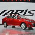Toyota Yaris India launch on April 24