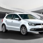 VW Polo front three quarters static