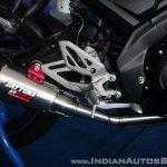 Yamaha YZF-R15 v3.0 track ride review Daytona exhaust