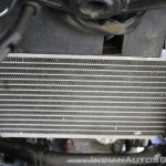 Yamaha YZF-R15 v3.0 track ride review radiator