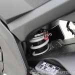 Yamaha YZF-R15 v3.0 track ride review rear suspension