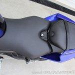Yamaha YZF-R15 v3.0 track ride review seats