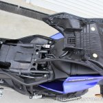 Yamaha YZF-R15 v3.0 track ride review under seat