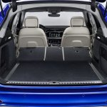 2018 Audi A6 Avant luggage compartment (rear-seat backrests folded)