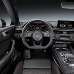 2018 Audi RS 5 Coupe dashboard driver side