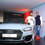 2018 Audi RS 5 Coupe front India launch